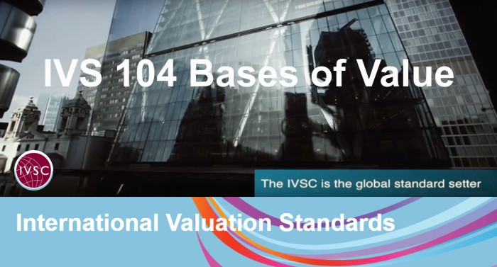 The-evaluation-bases-for-the-International-Valuation-Standards