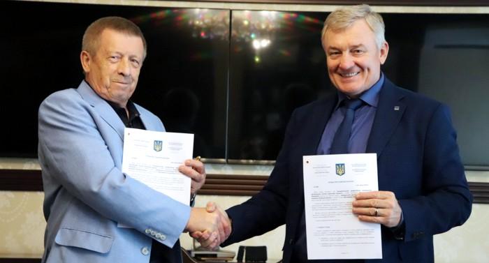 Степан Максимов та Валерій Бондар