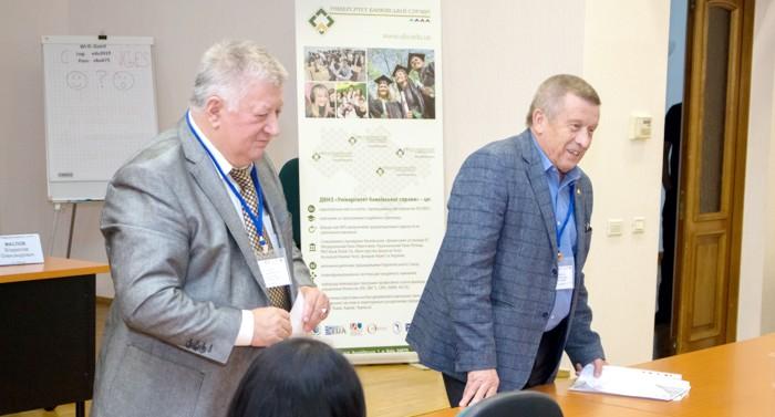 Валерий Якубовский и Степан Максимов
