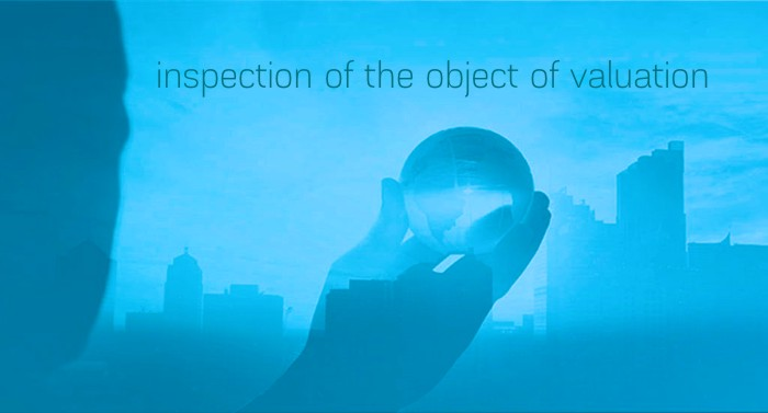 Inspection-of-the-object-of-valuation